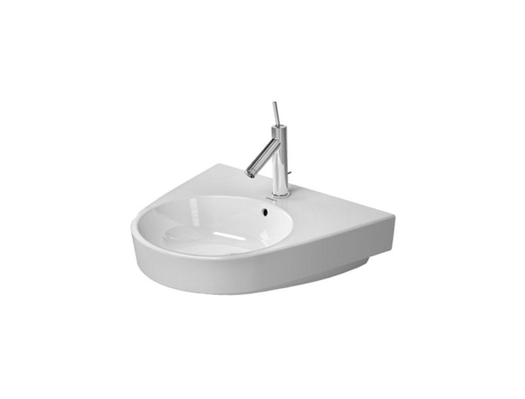 Starck 2 - #Lavabo in #ceramica. #bagno   T4H Lavabi bagno ...