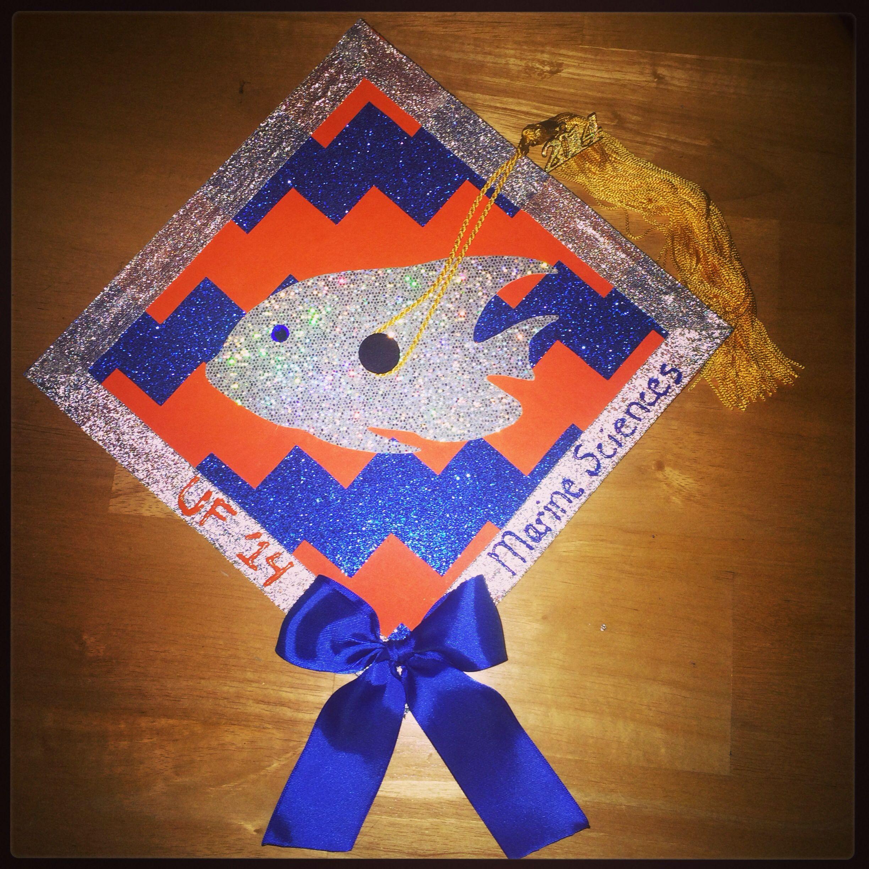 Medium Of Decorated Graduation Caps