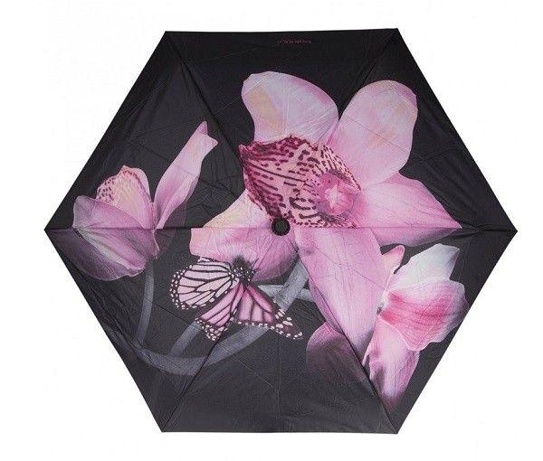 plus récent 3a73e 5ad16 Isotoner Parapluie Ultra Slim Automatique Orchidée   Couleur