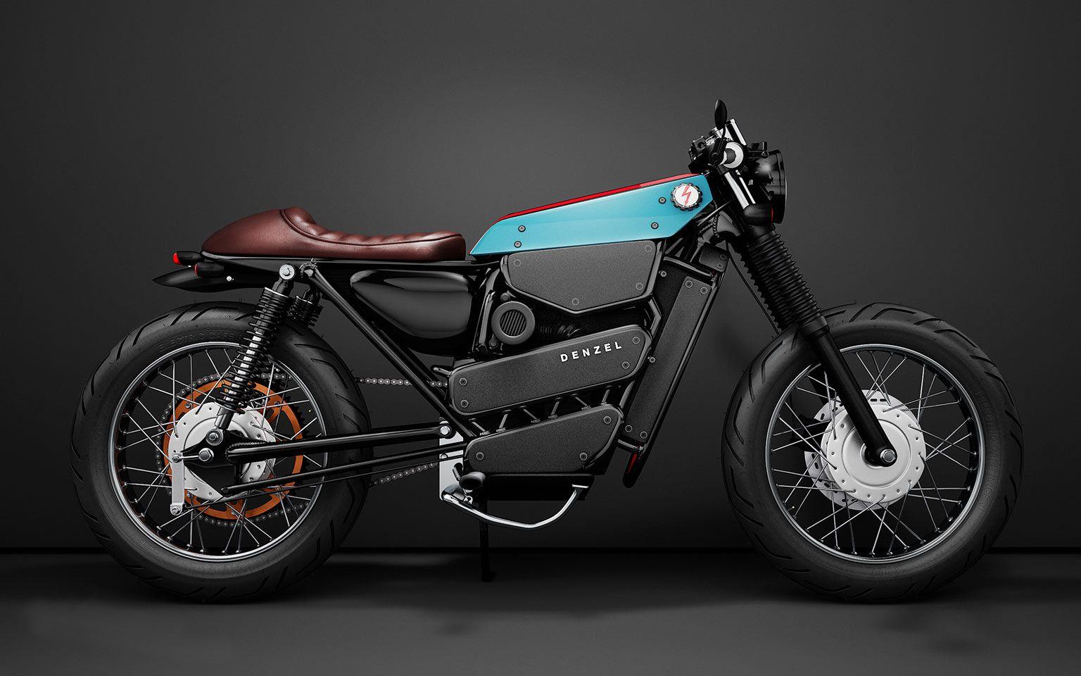 Huge Moto Mono Racr motorcycle — urdesignmag