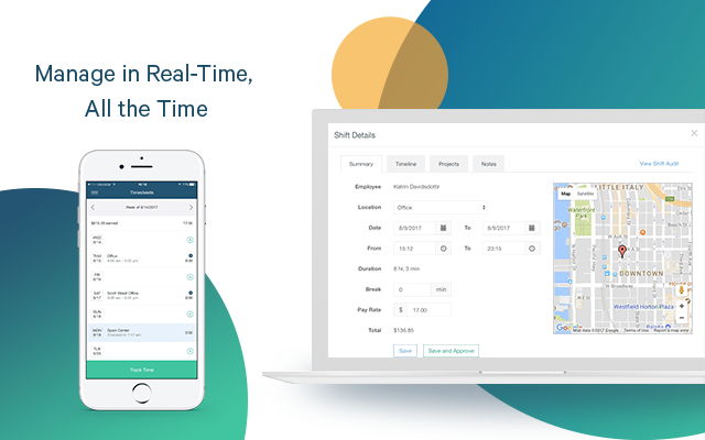 Is this the Best Mobile Timesheet App for Small Businesses