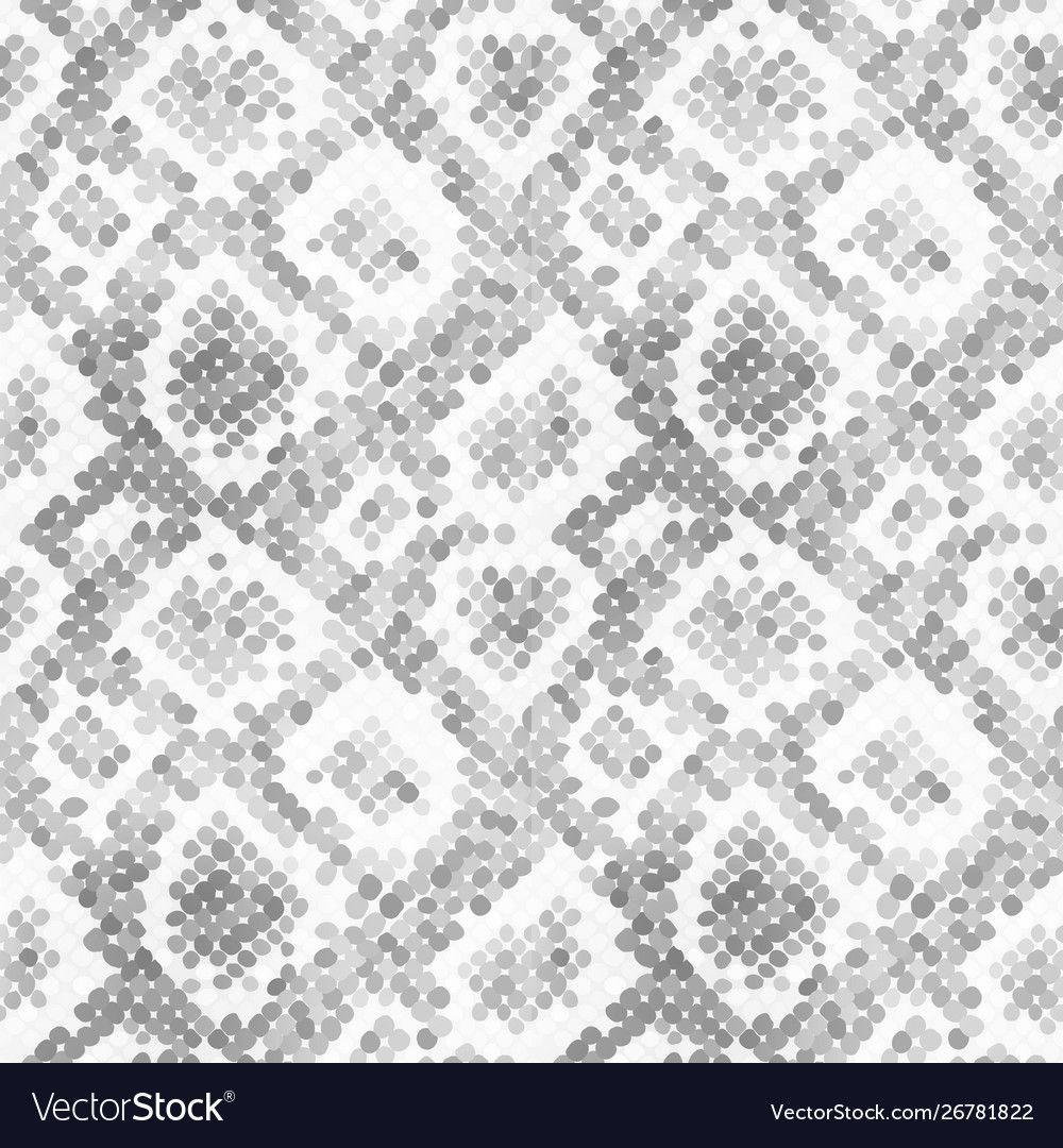 Gray realistic snake skin texture detailed Vector Image , #Sponsored, #snake, #skin, #Gray, #realistic #AD