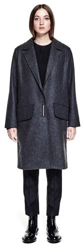 Virunga Coat Grey
