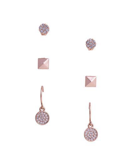 Darling Trio Earrings - JewelMint