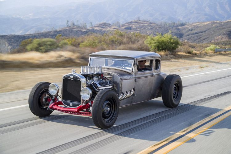Afternoon Drive: Hot Rods & Rat Rods (26 Photos) (5)