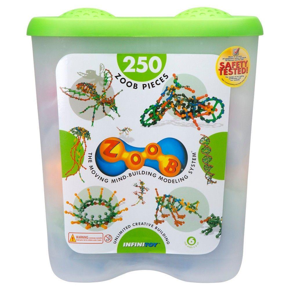 Zoob Building Set - 250 Piece