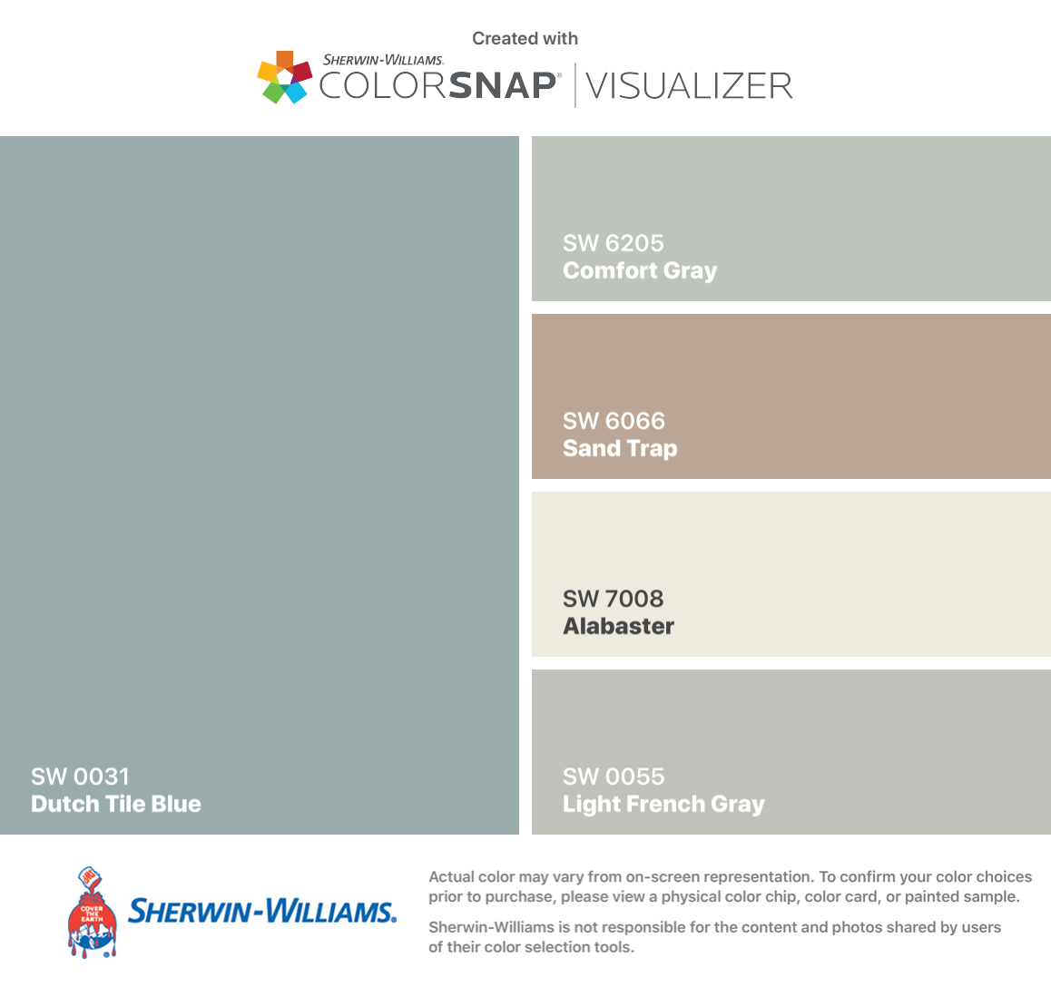 I Found These Colors With Colorsnap Visualizer For Iphone By Sherwin Willia Dutch Tiles Sherwin Williams Bedrooms Colors Interior Paint Colors For Living Room