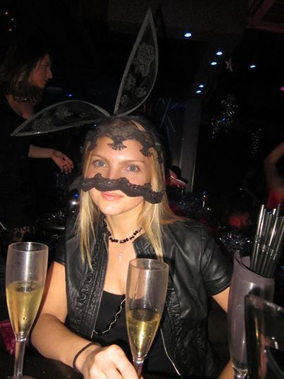 Sara also does an amazing range of masks for your next masked ball
