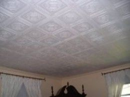 How To Cover Popcorn Ceiling Texture Fast And Cheap