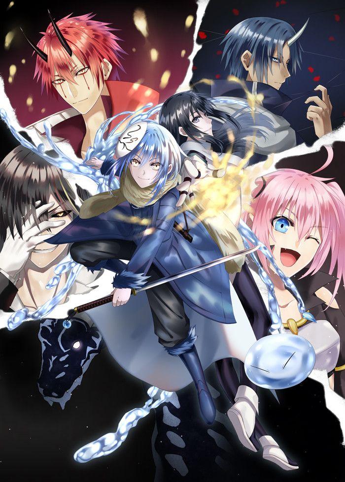 Римуру и всевсевсе in 2020 Anime characters, Superhero