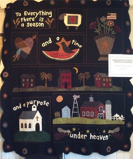 Home Carriage Country Quilts Wool Applique Quilts Wool Quilts Country Quilts