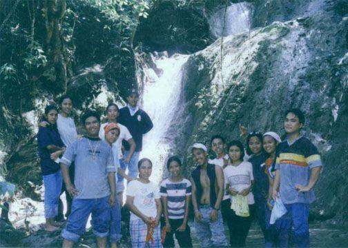 Sitio Kalinisan Waterfalls, San Jose, Occidental Mindoro, Philippines