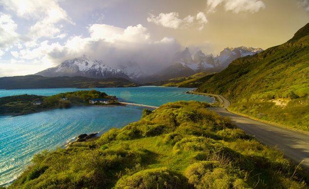Mi luna de miel con @gilazo. Torres del Paine