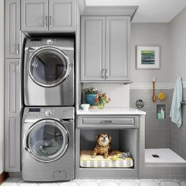 20 Incredible Ideas to Arrange Small Space for Mudroom Laundry -   21 DIY Clothes For Kids laundry rooms