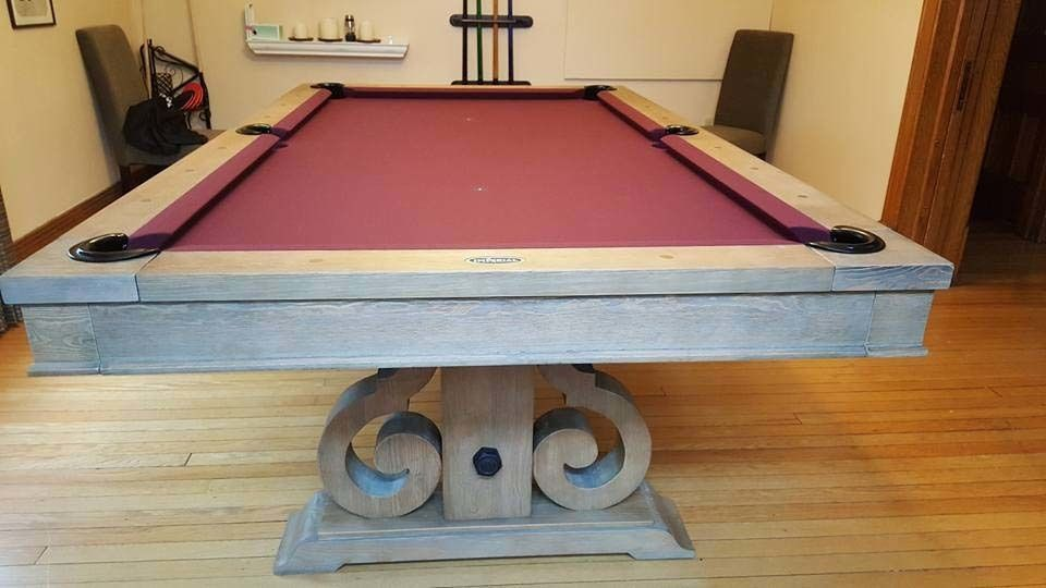 Dining Top Pool Table Rustic Farmhouse Foot Rustic Farmhouse - 7 foot pool table dining top
