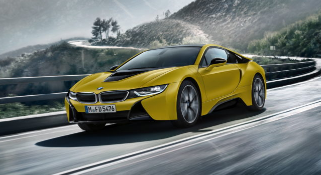 Bmw I8 2018 Reviews Change Redesign Interior And Exterior Engine