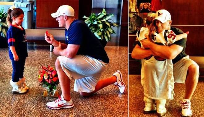 Another reason to love JJ Watt (as if that was necessary)