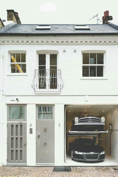 I never dream abt to having a big house small house with for Small two car garage
