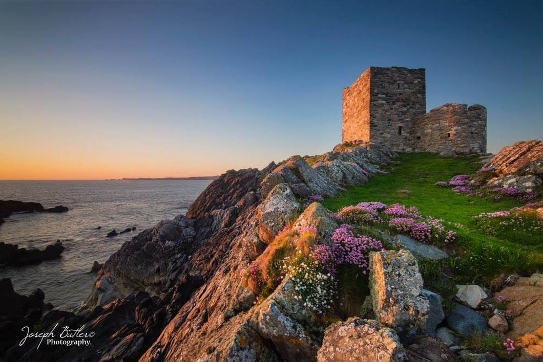 Isle of Doagh, County Donegal, Ireland. (With images