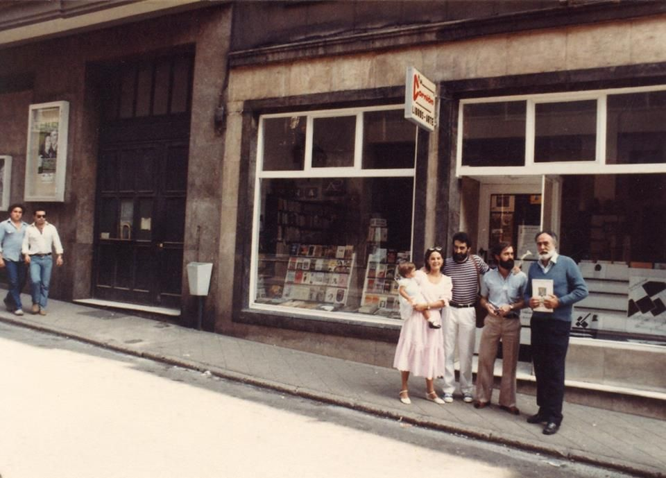 Librería Cornión, de Gijón