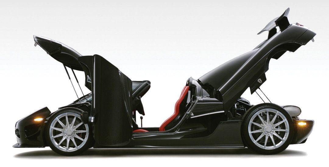 Koenigsegg of yesterday... Open up! | Old School Cars | Pinterest ...