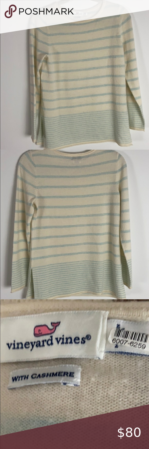 Vineyard vines sweater with cashmere in 2020 | Cashmere