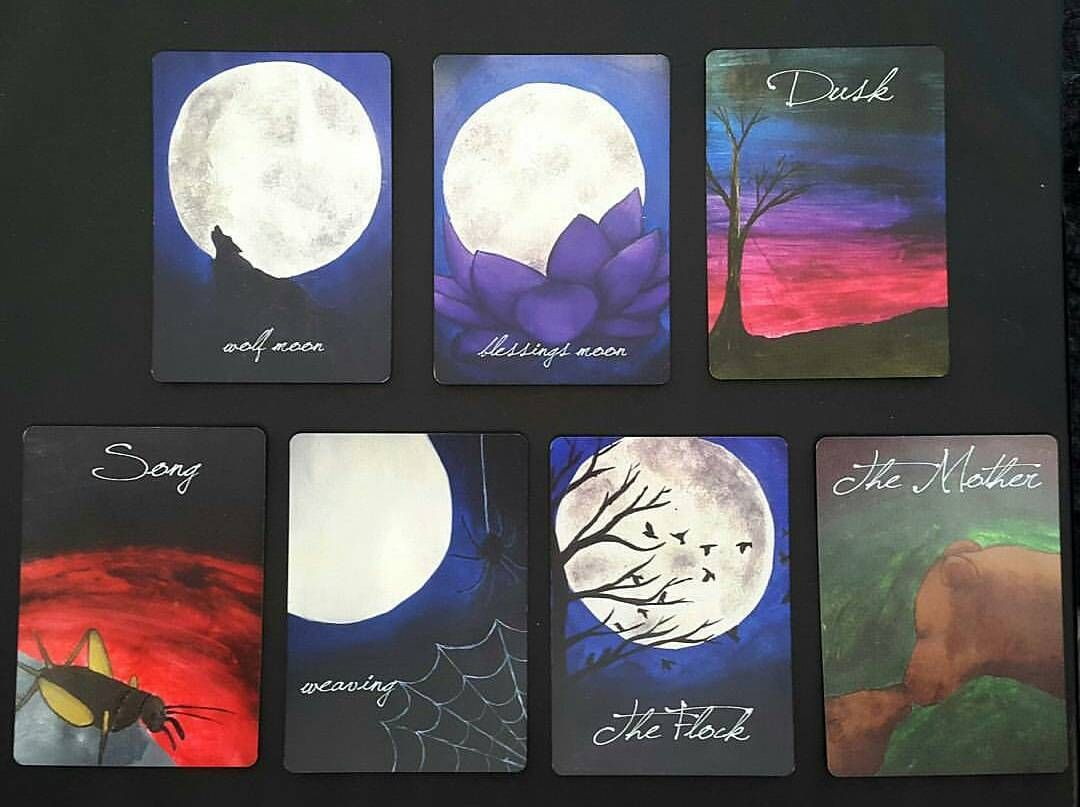 What bigger reads have you done with the Moon Phases ...