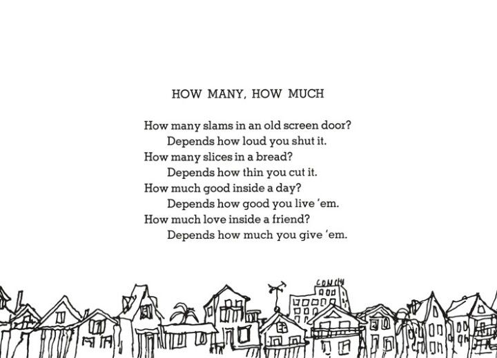 Pin By Ana Banana On Poems Silverstein Poems Shel Silverstein Poems Shel Silverstein Quotes