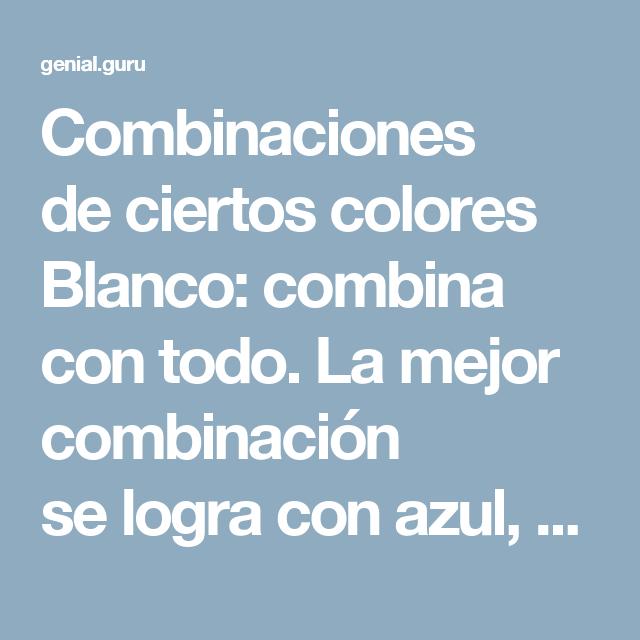 S per gu a para combinar colores verde oliva negro rojo for Combinaciones con azul