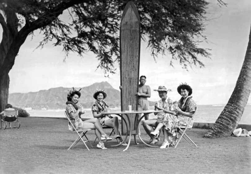 Vintage Everyday Old Photos Of Hawaii From Before It Became A State