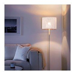 Ikea nym lamp shade create your own personalized pendant or ikea nym lamp shade create your own personalized pendant or floor lamp by aloadofball Image collections