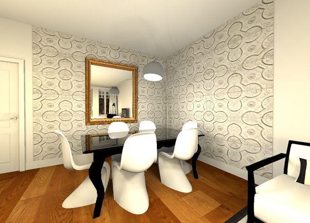 BCC COACHING DECO en ligne Rénovation en noir et blanc pour un