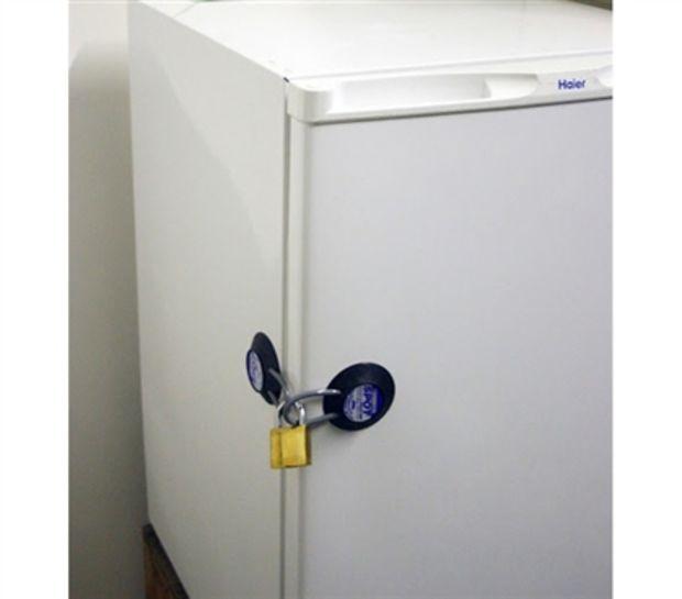 Easy Lock Fridge Lock Food Dorm Living College Roommates Steal Take Snacks Refrigerator Fridge Lock Dorm Living Dorm Fridge