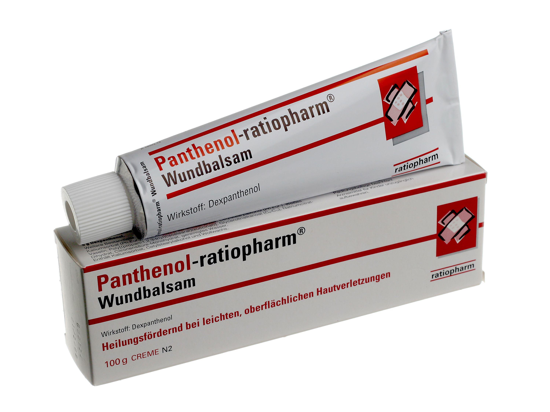 Инструкция пантенол ратиофарм