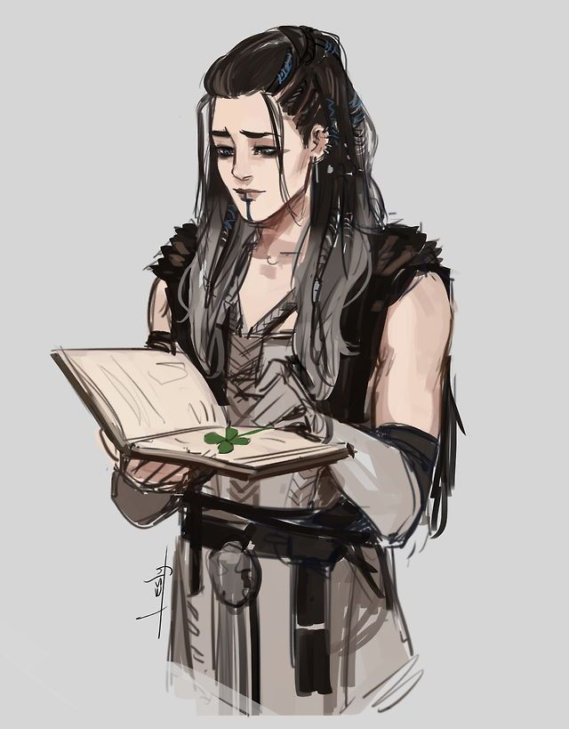 Me Too My Outlander Warlock Has That Same Trinket Critical Role Characters Critical Role Fan Art Critical Role Where the ocean meets the shore. pinterest