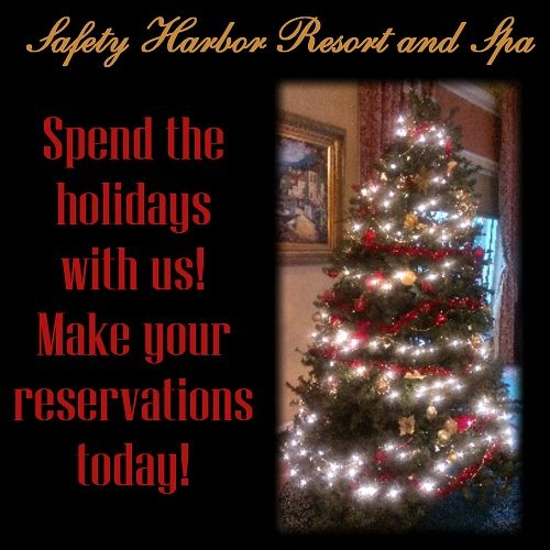 Spend the holidays with us