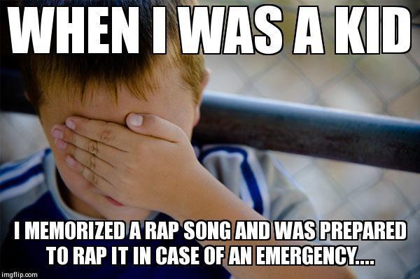 Funny White Kid Meme : White boy growing up in a predominantly black neighborhood