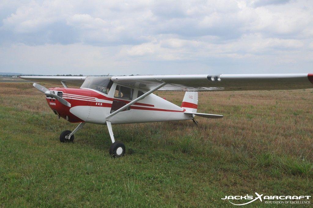 1950 Cessna 140A Patroller for sale in (KHSV) Huntsville