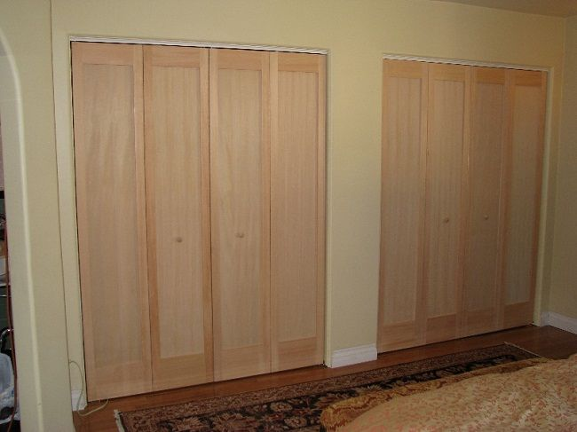Bi Fold Doors For 8 Foot Opening Door Designs Plans Shaker Style Interior Doors Bifold Doors Shaker Style Doors