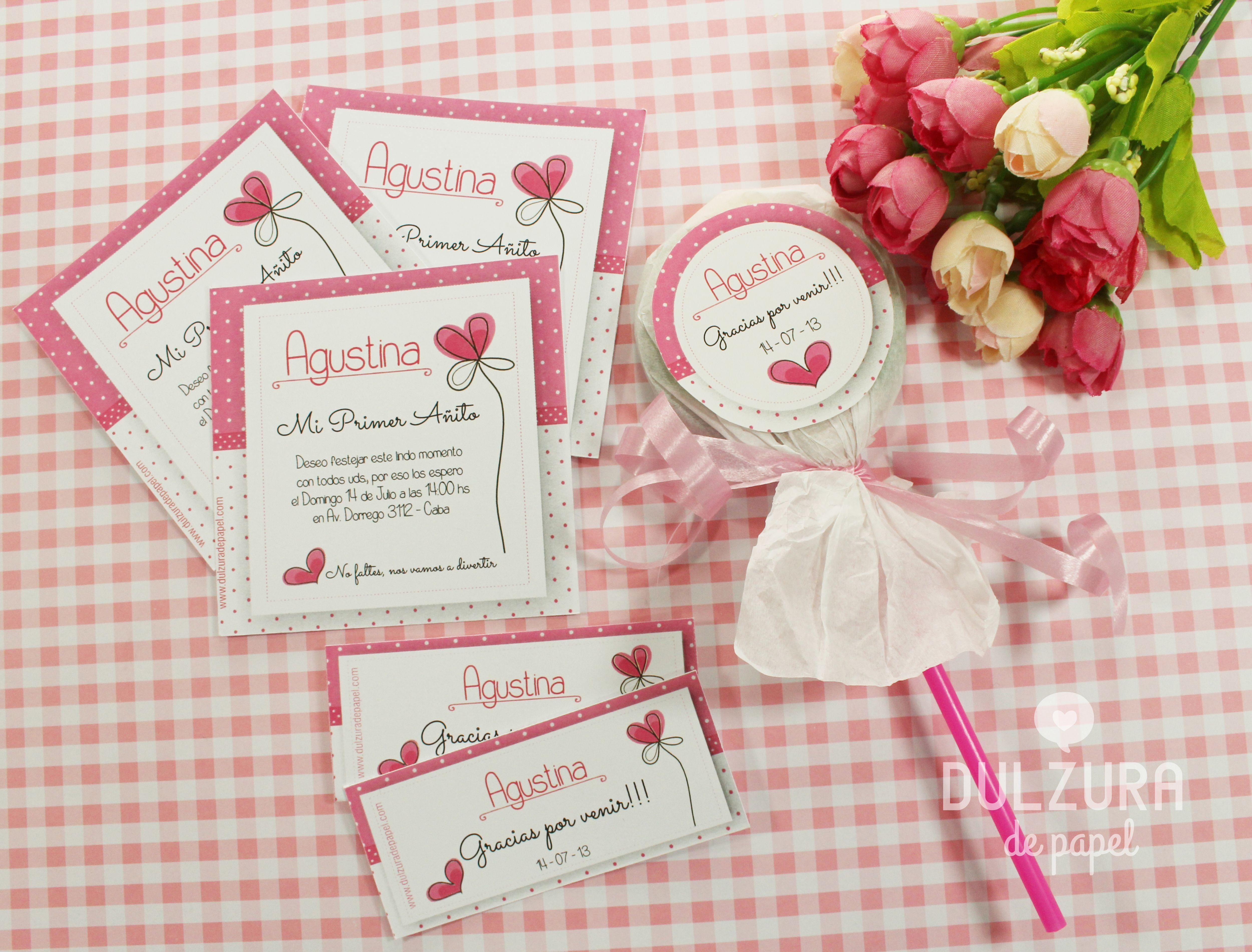 Corazón Rosa Invitación Para Imprimir Invitaciones Para