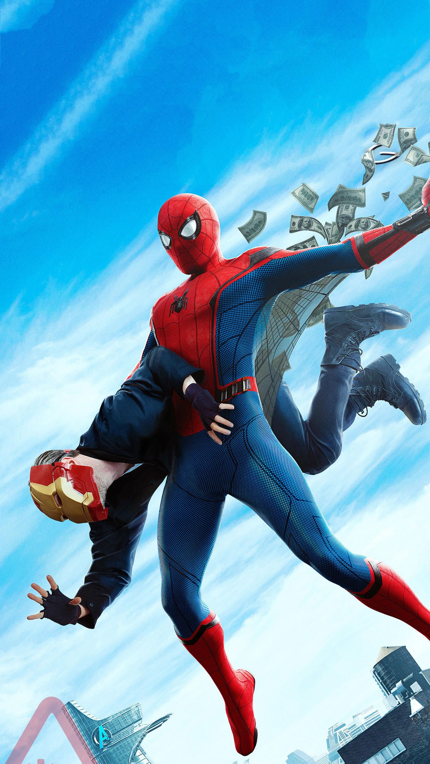 Spiderman Homecoming Final Poster Hd Movies Wallpapers Photos And Pictures Spiderman Movie Wallpapers Spiderman Homecoming