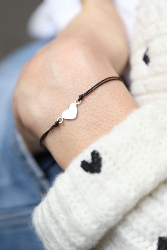 Wear your heart on your sleeve (and your wrist):