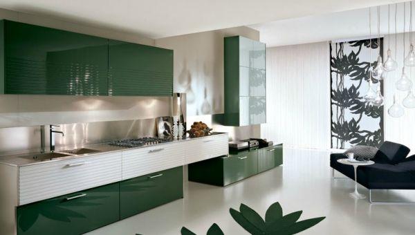Minimalistic Kitchen Creation