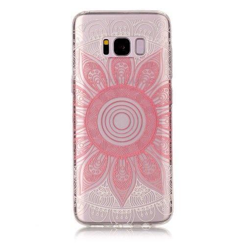 Coque Samsung Galaxy S8 Plus Dentelle Fleurs Samsung Galaxy S8