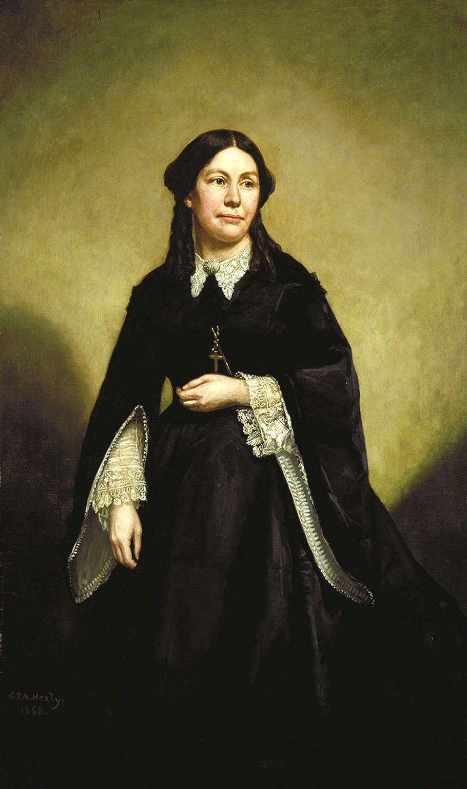 Mrs william tecumseh sherman ellen boyle ewing sherman