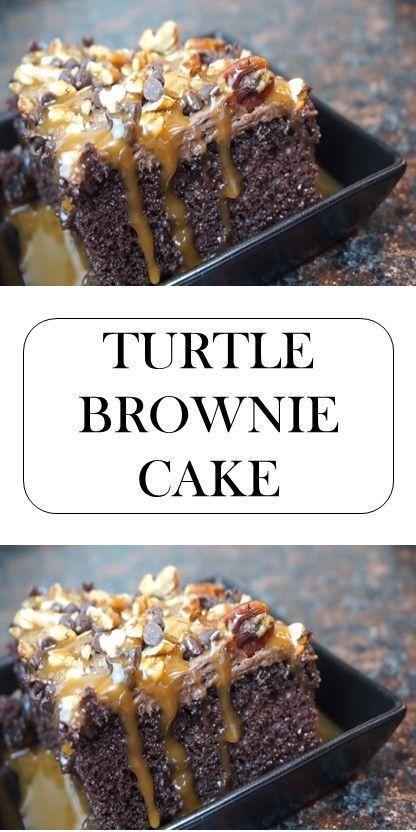>> TURTLE BROWNIE CAKE #food #recipes #cake    #turtlebrownies >> TURTLE BROWNIE CAKE #food #recipes #cake #turtlebrownies >> TURTLE BROWNIE CAKE #food #recipes #cake    #turtlebrownies >> TURTLE BROWNIE CAKE #food #recipes #cake #turtlebrownies