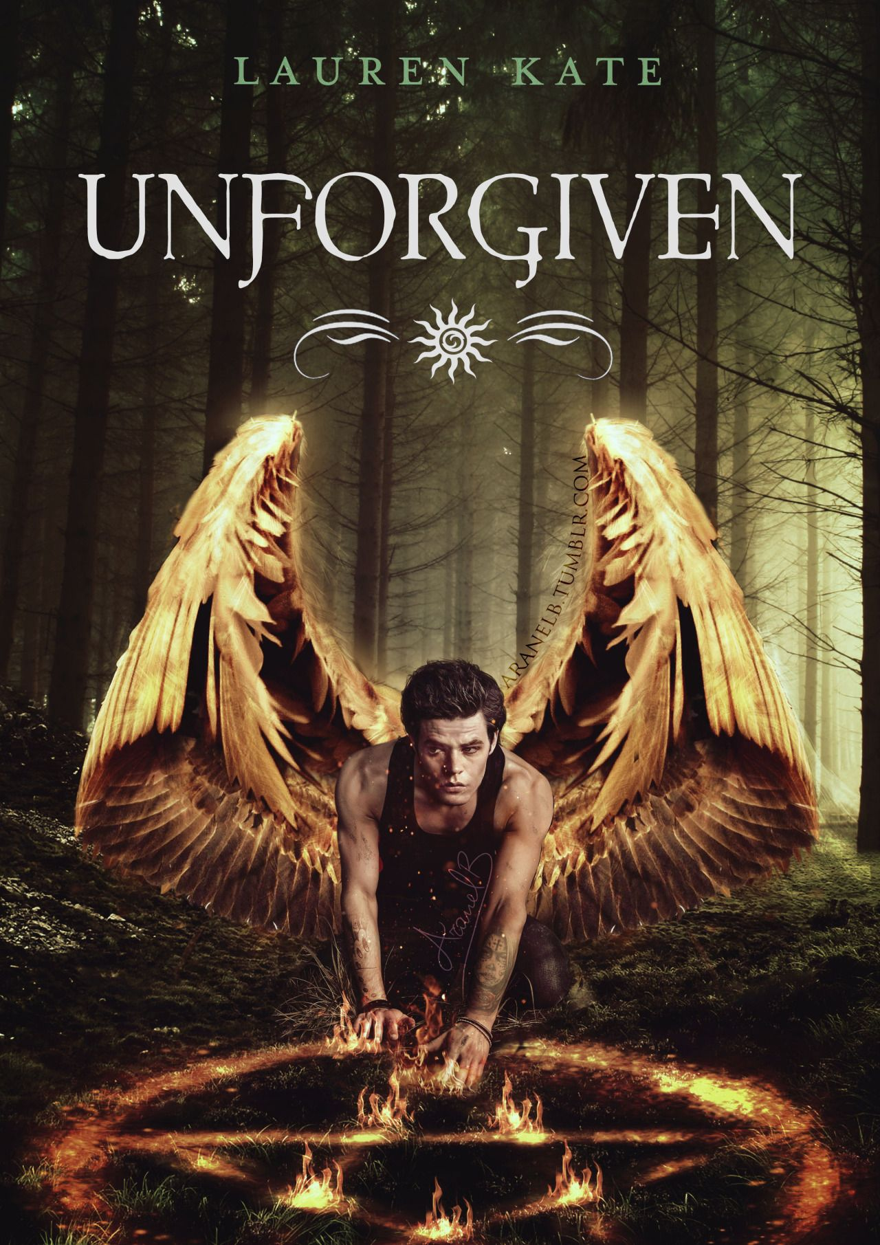 Aranelb Fanmade Of Unforgiven By Lauren Kate Cam Looks Awesome