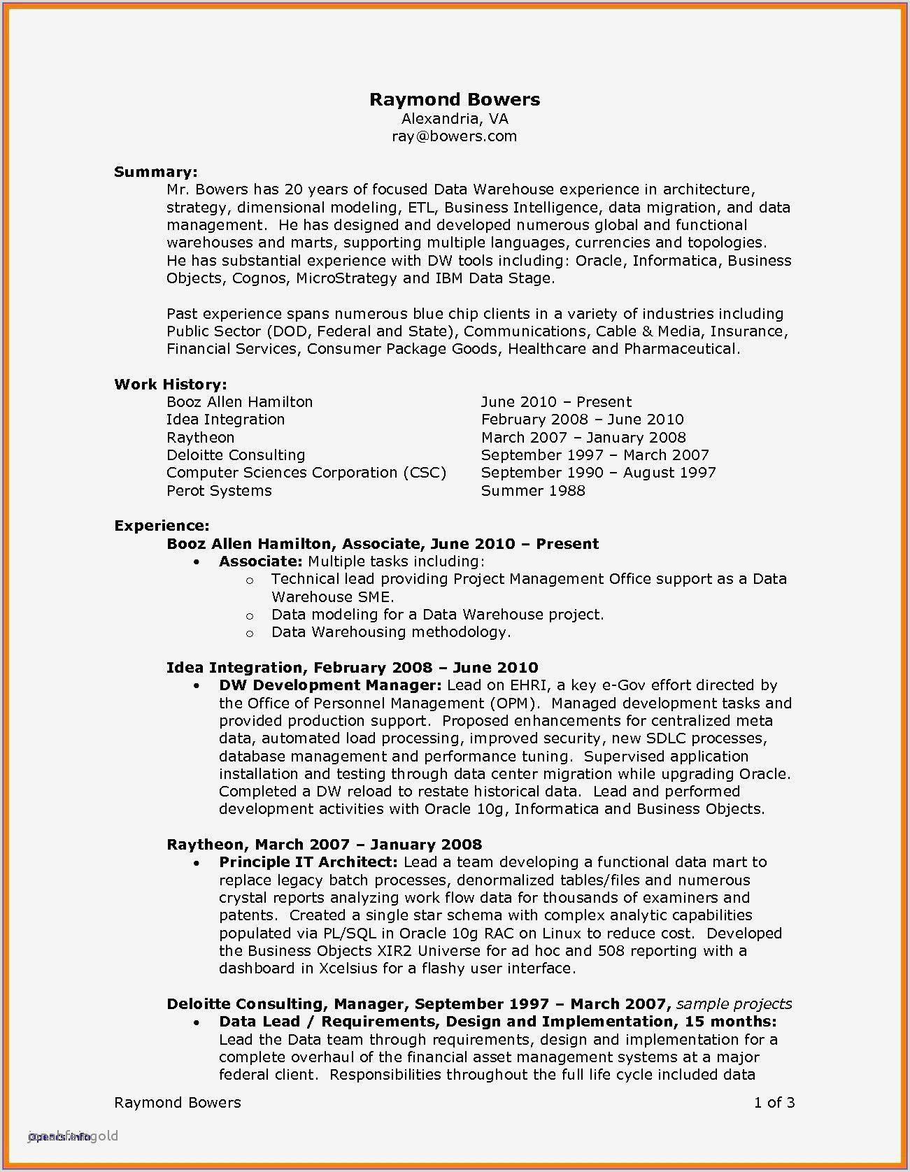 Developer Cover Letter Business Intelligence Resume Objective Examples Best Resume Template