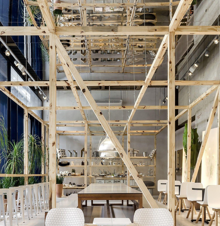 coffee shop rental space