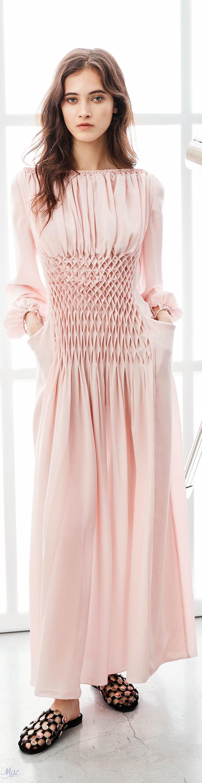 Resort 2018 Ermanno Scervino | telas y vestidos | Pinterest ...